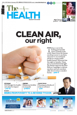 The Health Jan 2019 Cover